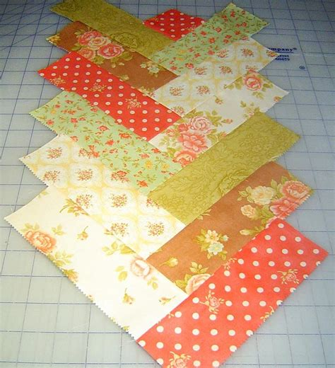 Braid Quilt Tutorial by Friendship Braid Tutorial Table Toppers