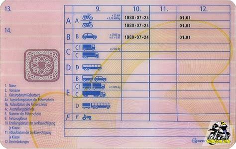 Motorrad A2 Ausland by 600ccm Info Mit Dem A2 Im Ausland Was Ist Erlaubt