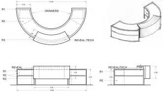 Reception Desk Cad Block 1000 Images About Details On Construction Drawings Graphics And Retail Counter