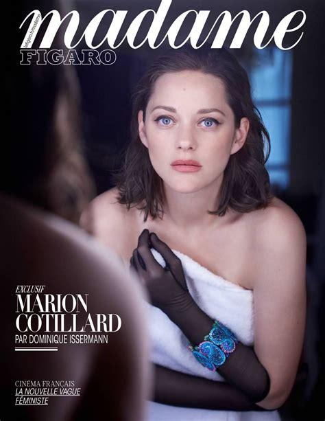 magazine may 2017 marion cotillard madame figaro magazine may 2017 issue