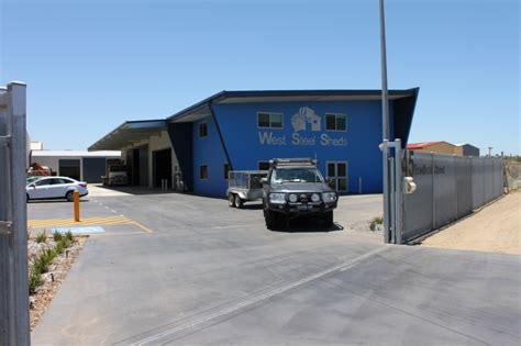 Wa Shed Company by West Steel Sheds Wa Sheds Garages Patios In Western Australia