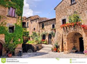 Mediterranean Wall Murals italian village royalty free stock photo image 32672245
