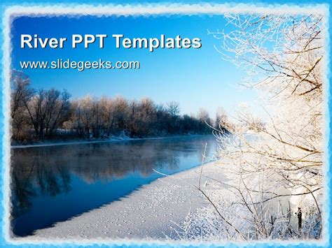 powerpoint themes river river ppt templates