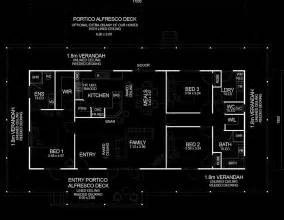 Traditional Queenslander Floor Plan by Queenslander House Plans House Plans