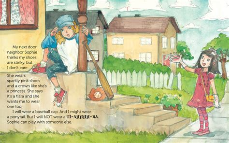 mai picture book i m so not wearing a dress book by mai s kemble