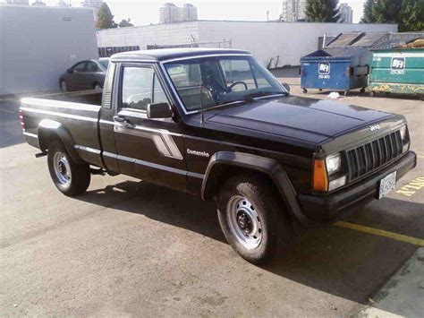 1989 Jeep Comanche Odessa Rick 1989 Jeep Comanche Regular Cab Specs Photos