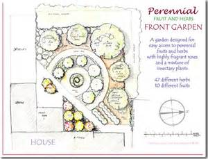 Kitchen Layout Designs Design And Build A Low Maintenance Perennial Fruit And