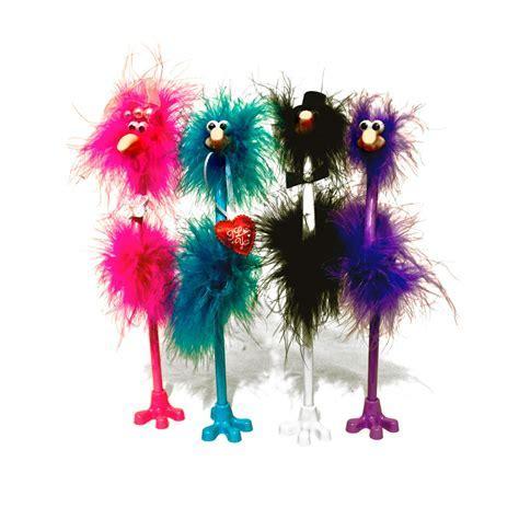 Unique gift shop London   Wedding Party Fluffy Flamingo