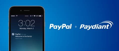 Walmart Gift Card Paypal Payment - paypal acquires mobile payment startup paydiant venturebeat business by emil