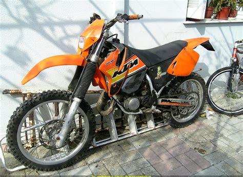 1999 Ktm 125 Exc 1999 Ktm Sx 125 Moto Zombdrive
