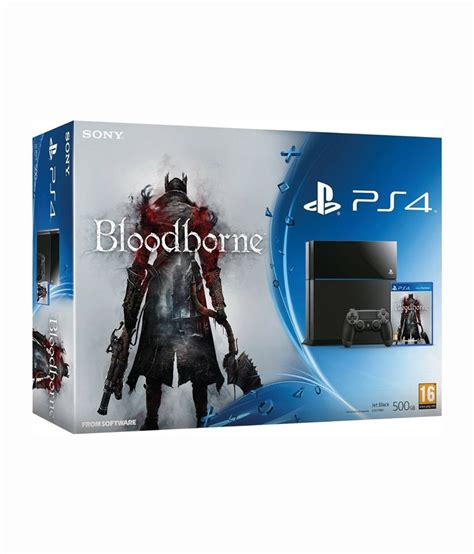 ps4 best price buy sony playstation 4 ps4 console bloodborne bundle
