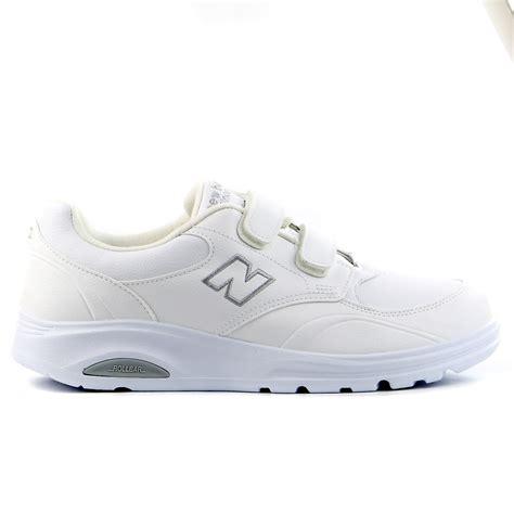 new balance walking shoes mens new balance mw812 velcro walking shoe mens ebay