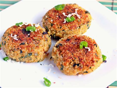 Cottage Cheese Patties by Quinoa Patties With Spinach Chickpeas And Cottage Cheese
