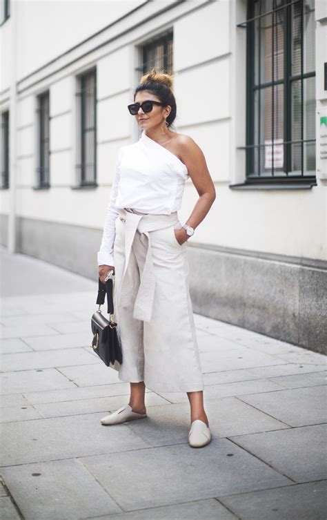 Who Wore It Better Jil Sander One Shoulder Dress by One Shoulder Top Idea For Minimalists Fashion