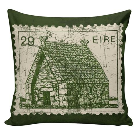 Ireland Pillow by St S Day Pillow Ireland Pillow Throw Pillow Cover