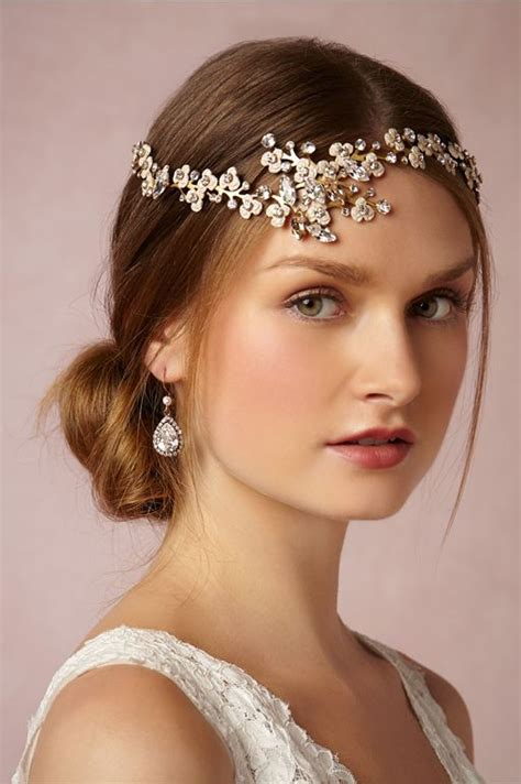 Wedding Hair With Accessories by Glam Up Your Look Wedding Hair Accessories For Your Big