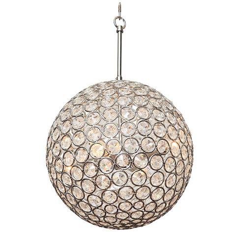 Disco Chandelier Modernist Quot Disco Ball Quot Chandelier At 1stdibs