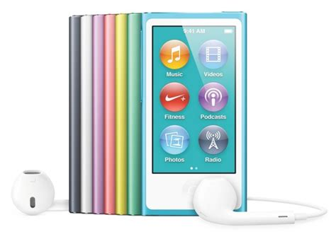 Ipod Nano Get A Touch Of Bovine by Apple Announces 4 Inch Ipod Touch Multitouch Ipod Nano
