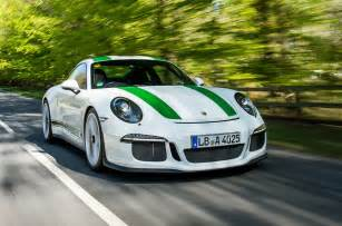 R Porsche 2016 Porsche 911 R Review Review Autocar