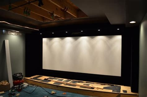 this might just be the ultimate diy home theater photos