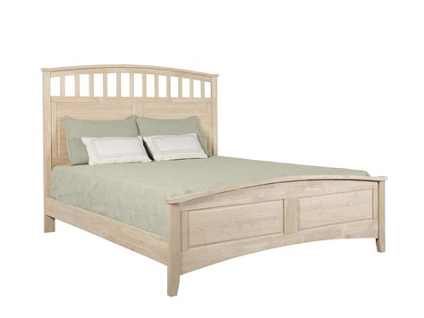Unfinished Wood Bedroom Furniture Unfinished Solid Wood Bedroom Furniture Gallery Lancaster Collection