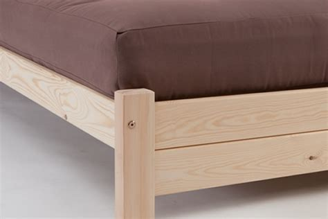 low futon frame osaka low level pine futon bed frame
