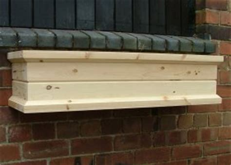 wooden window boxes uk lincoln wooden window boxes