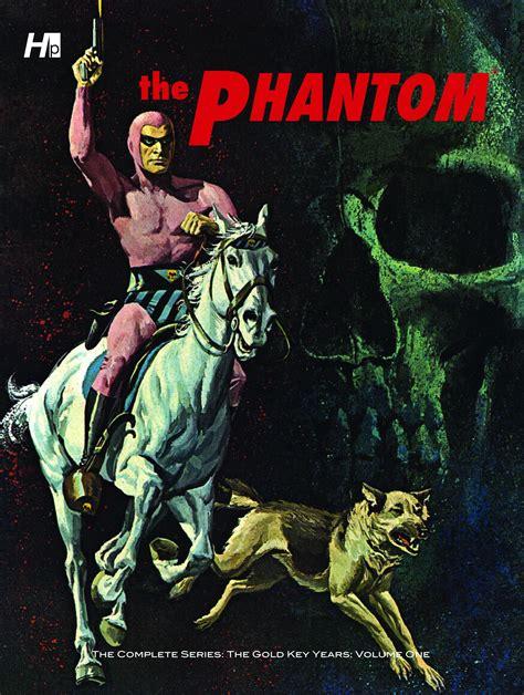 Soekamtiday Vol 1 Comic Series the phantom the complete series vol 1 the gold key