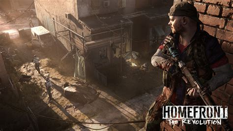 homefront  revolution wallpapers  ultra hd