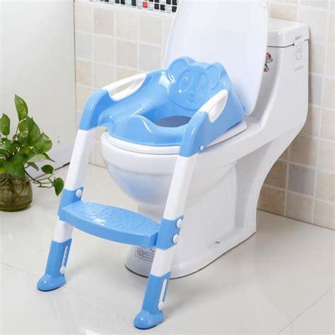 potty seat with ladder children baby toilet potty seat with ladder