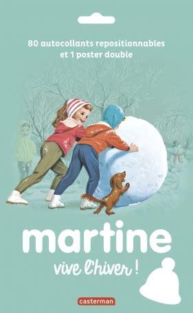 Casterman Martine 100 Autocollants Passions