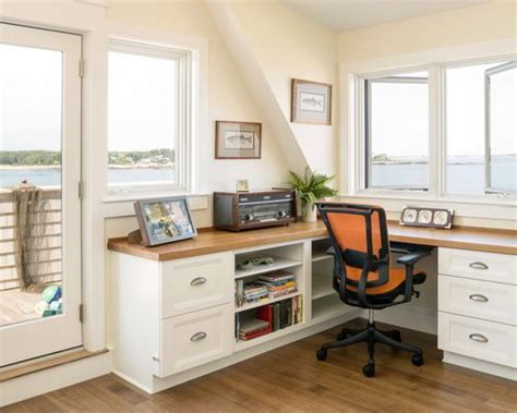 built in corner desk home design ideas pictures remodel