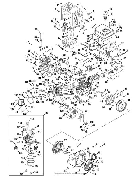 mtd snowblower engine parts carburetors wiring diagrams