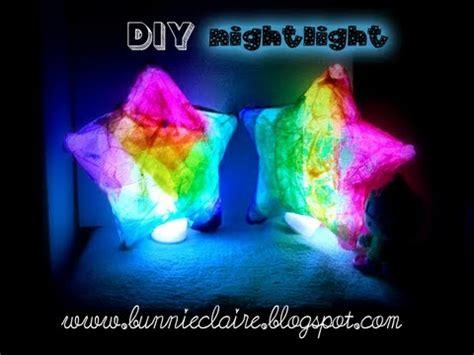 Diy Nightlight For Kids Star Shaped Paper Lanterns Cute