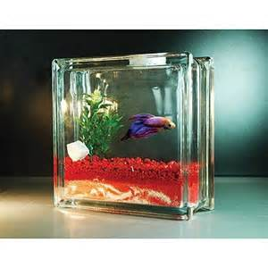 you clean pretty and perfect for one betta fish aquablock fish tank