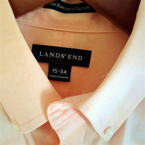 ending 15 orange 73 lands end other land s end no iron pinpoint
