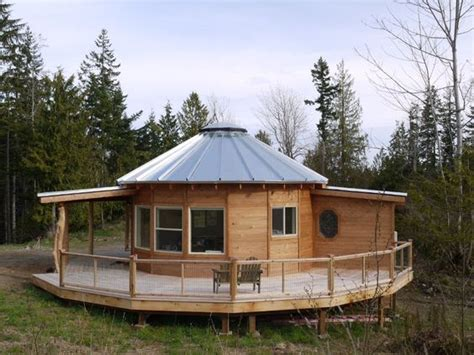 smiling wood yurts exteriors gallery tiny house