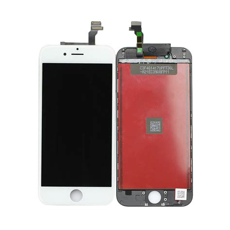 Layar Lcd Iphone 6 Plus jual apple original lcd for iphone 6 plus putih