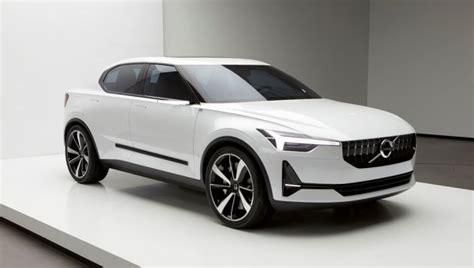 volvo plans  electric models  green car