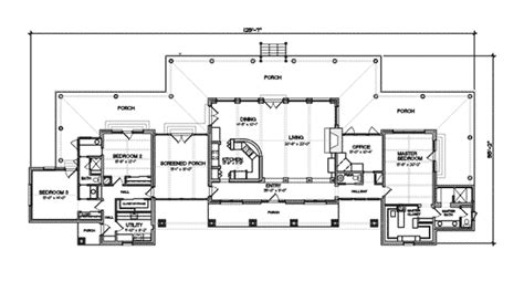 rustic country home floor plans dickson rustic country home plan 095d 0046 house plans