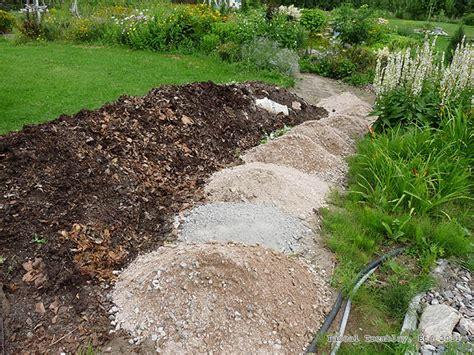 Construire Une Allee De Jardin
