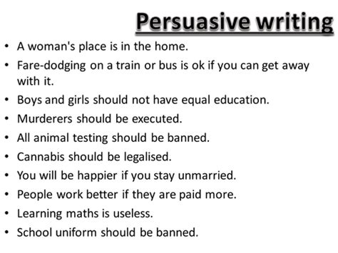 Non Wedding Blessing Uk by Persuasive Writing Speeches By Profseverus Teaching