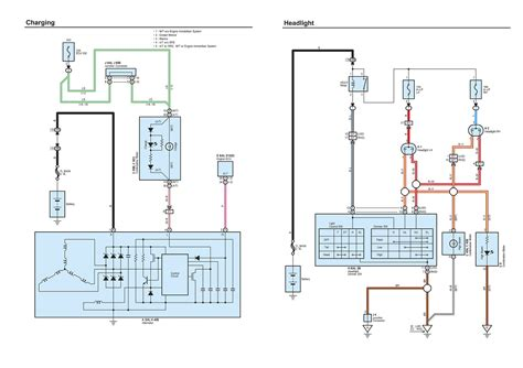 wiring diagrams toyota avanza types business