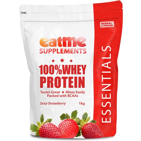 Whey Protein L Nz Whey Protein L Eat Me Supplements