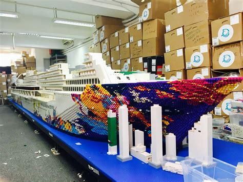lego boat full size how to make a big lego cruise ship best image cruise