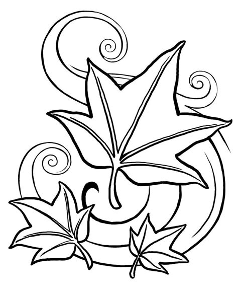 Fall Coloring Pages Images | fall coloring pages coloring town