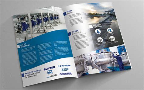 company profile design grafis focus tech company profile product catalog design