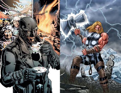 vs ultimate midnighter vs ultimate thor battles comic vine