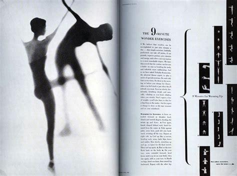 design magazine history alexei brodovich editorial design at harper s bazaar