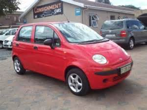 Daewoo Dealership South Africa Used Daewoo Matiz For Sale In Western Cape Auto Dealer